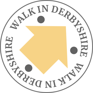 Walk In Derbyshire logo