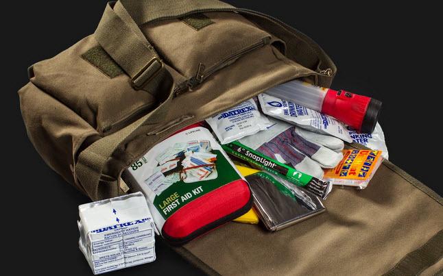 The Walking Dead Survival Kit