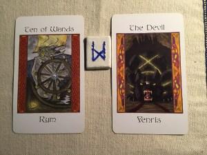 The Giants' Tarot, Raven Kaldera
