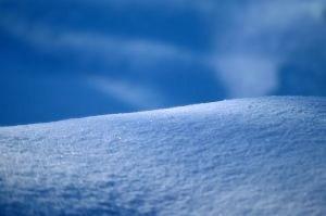 Blue Snow—Photo from FreePik.com