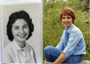 My Mom, 1957 and 1984