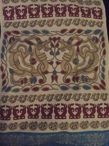 Scythian Dragons with Tree of Life