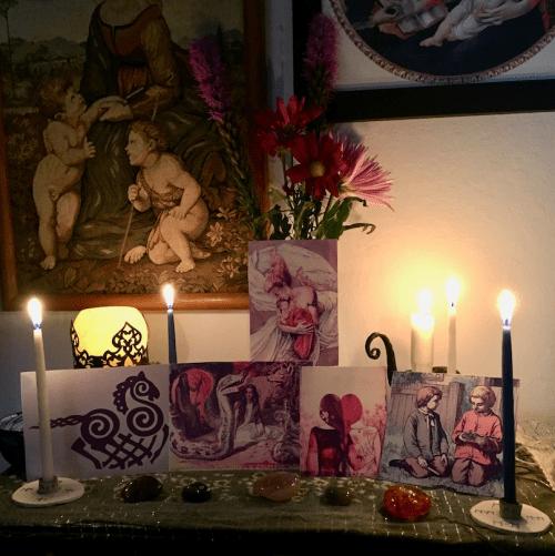 Community Altar June 2018