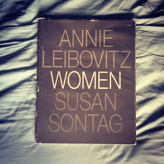 Annie Leibovitz, Women Photo Book