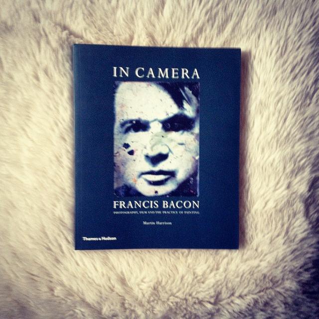 In Camera, Francis Bacon book