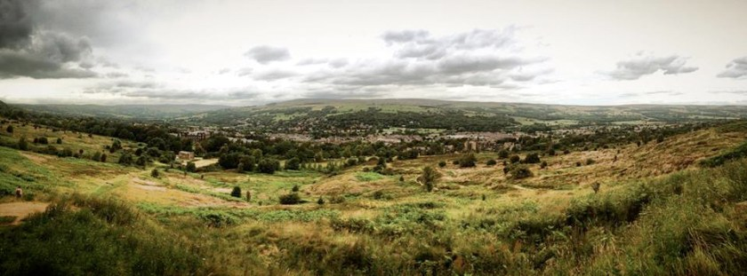 View of Ilkley