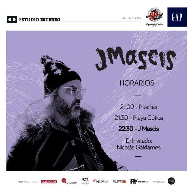 Horario-JMascis