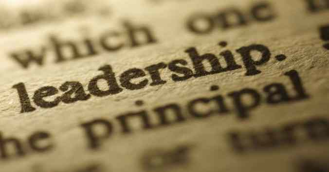 Defining Leadership Lessons