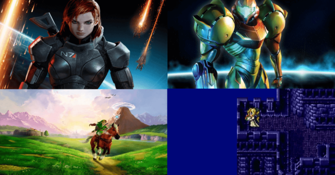 My 10 Favourite Games of All Time... More or Less