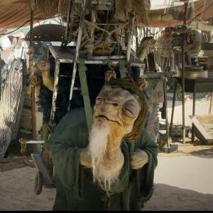 Force Awakens Puppet