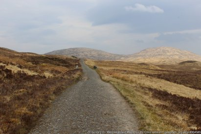 West Highland Way Section 6- Bridge of Orchy - King's House