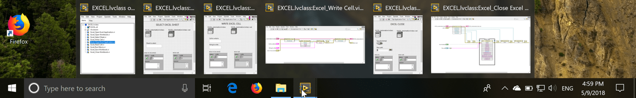 Make your own LabVIEW MDI – Walking The Wires