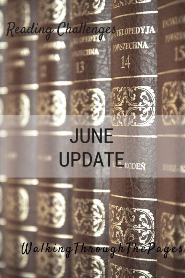 2016 Reading Challenges June Updates