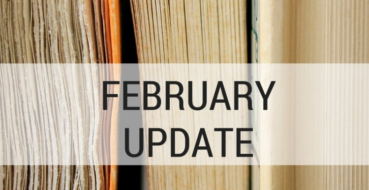 2017 Reading Challenges: February Update