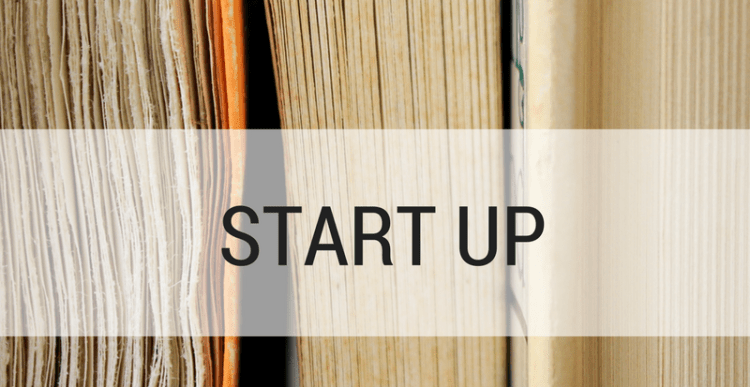 Reading Challenges 2017: Start Up