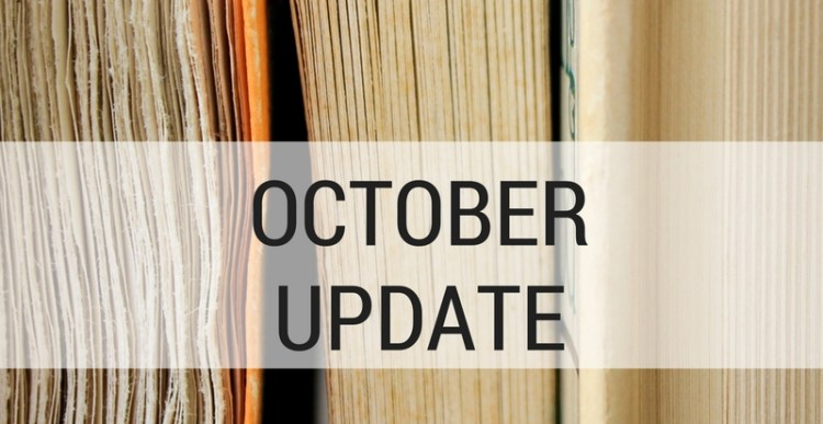 2017 Reading Challenges: October Update