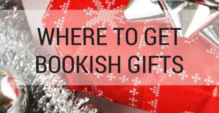 Where to buy Bookish Gifts