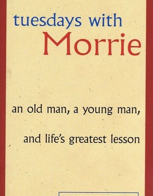 About Books #47: Tuesdays With Morrie