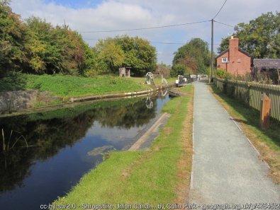 Offa's Dyke fromBrompton Crossroads to Buttington Bridge