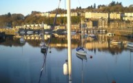 Porthmadog Harbour Wales Walking Routes