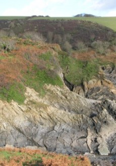 Coombe Haven Fowey Walking Route Cornwall Walks