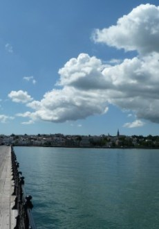 Walks And Walking - Hampshire Walks - Isle of Wight Walking Route - Ryde Pier