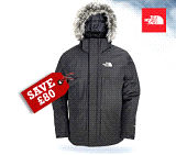 Winter Coats Sale from The North Face and Cotswold Outdoor from Walks And Walking