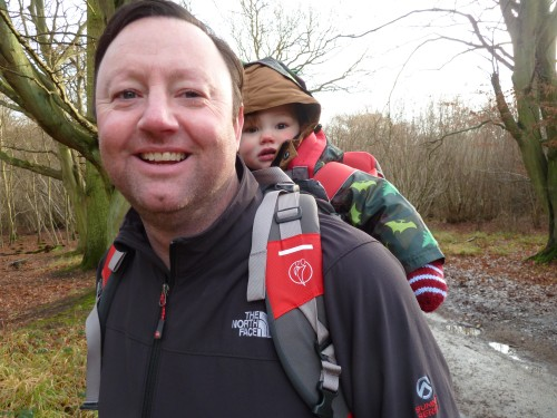 David and Tedi Hatfield Forest Walks Walking Routes December 2011