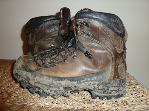 Walks And Walking - My Old The North Face Walking Boots