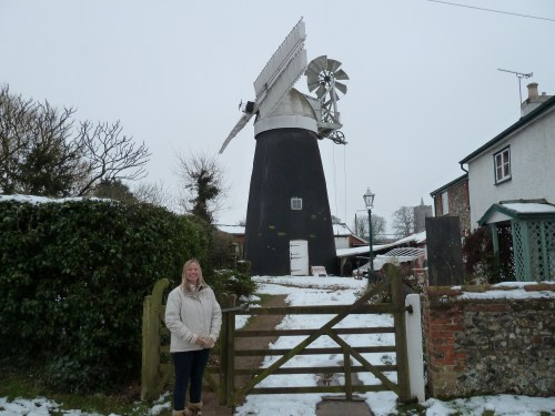 Walks And Walking - Suffolk Walks The Stanton Rides Walking Routes - Bardwell Windmill