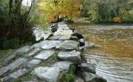 Walks And Walking - Somerset Walks - Dulverton Tarr Steps Video
