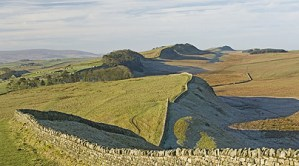 Top 5 countryside attractions to enjoy walking in the north-east - Hadrians Wall