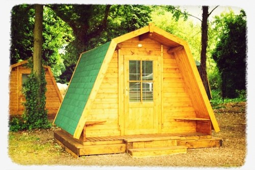 Walks And Walking - Camping in Epping Forest - Lee Valley Campsite