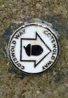 Walks And Walking - Cotswolds Walks Cheltenham Cotswold Way Walking Route - Cotswold Way Badge