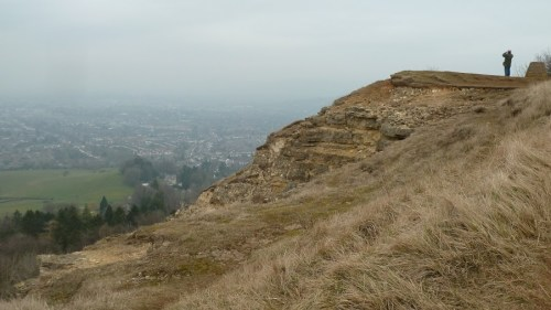 Walks And Walking - Cotswolds Walks Cheltenham Cotswold Way Walking Route - Devils Chimney Views