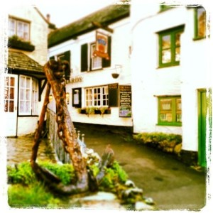 Walks And Walking - South West Coast Path Motographer Of The Year 2013 Competition - Three Pilchards Polperro