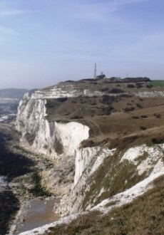 The White Cliffs – From Deal to Dover Coastal Walk - White Cliffs