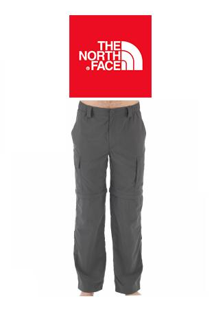 Top 5 Walking Trousers Review - Walks And Walking - The North Face Meridian Convertible Pants Walking Trousers - Asphalt Grey