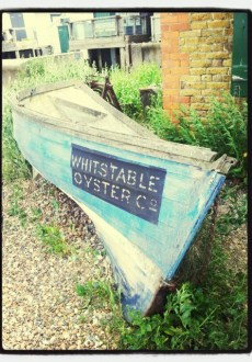 Walks And Walking - Kent Walks Whitstable Coastal Walking Route - Oysters