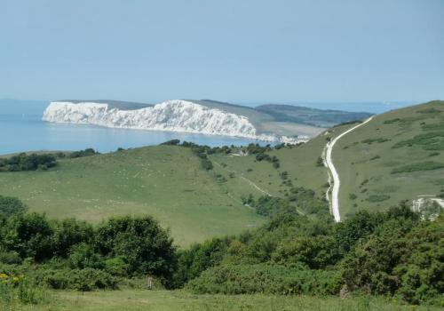Walks And Walking - Tennyson Trail To The Needles Isle of Wight