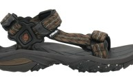 Walks And Walking - Teva Drain Frame Summer Sandals - Teva Terra FI 3