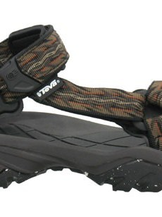 Walks And Walking - Teva Drain Frame Summer Sandals - Teva Terra FI 3