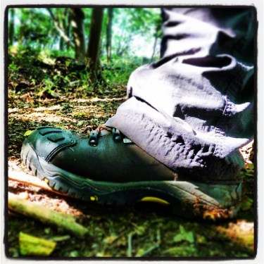 Walks And Walking - Dickies Walking Boots Review - Epping Forest Trials