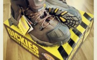 Walks And Walking - Dickies Walking Boots Review - Medway