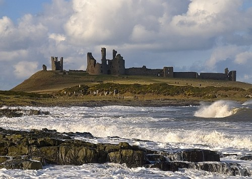 Walks And Walking - National Trust Top 10 Secret Walks - Dunstanburgh Castle Northumberland