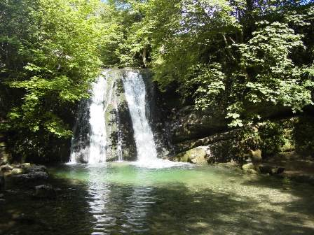 Walks And Walking - National Trust Top 10 Secret Walks - Malham Waterfall Yorkshire Dales