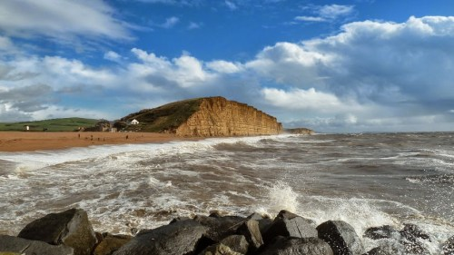 Walks And Walking - Lower Farm Cottages Langton Herring Weymouth - Bridport West Bay aka Broadchurch