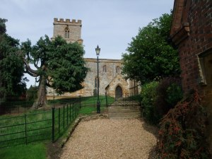 Walks And Walking - Top 5 Northamptonshire Walks - Winwick Church