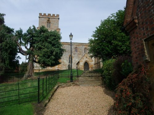 Walks And Walking - Top 5 Northamptonshire Walks - Winwick Church