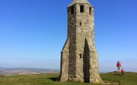 Walks And Walking - St. Catherine's Oratory Isle of Wight